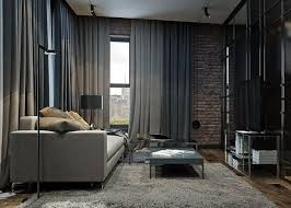 wohnzimmer in grau und schwarz gestalten 50 wohnideen
