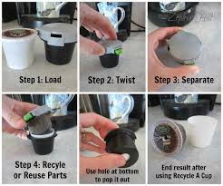 How To Recycle And Reuse K Cups