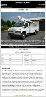 New & Used Gmc C4500 Truck For Sale | 10 Ads In US | Lowest Prices