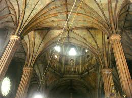Groin Vault Ceiling Images by Dscwithlove
