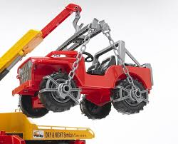 100 Bruder Tow Truck Pickup Crane Rc Toy Vehicles And 50 Similar Items