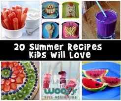 Easy Summer Recipes Kids Will Love