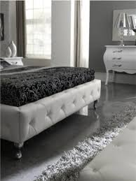 Black Leather Headboard With Crystals by Spain Platform Bed With Tufted Leather Headboard And Crystals