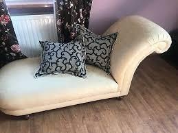 dunord design liege grau samt 165cm relaxliege chaiselounge