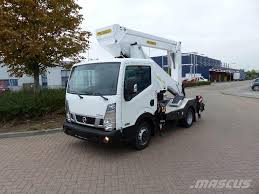Used Palfinger -p-240-a-x-e Truck Mounted Aerial Platforms Year ...