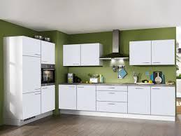 l küche 120 330 cm matt weiß speed