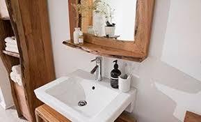 affiliatelink badezimmer modern holz almhütte stil