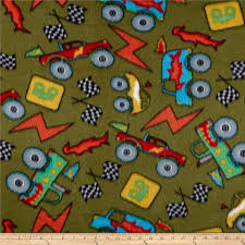 Polar Fleece Monster Trucks Olive - Discount Designer Fabric - Fabric ... Amazoncom Fleece Trucks Monster Truck Racing Checkered Flags Fabricworm Unique Childrens Fabric For Quilting Crafting Nosew Blanket Etsy 27 Adorable Sewing Patterns For Stuffies Plushies Stuffed Animals Modern Quilt Tutorial Therm O Web Joe Boxer Boys Pajamas Organic Sweat Buy Fabrics At Stoffonkel Jersey Swea Micro Print Monster Trucks Printed By Lauren Moshi Maglan Neon Boyfriend Raglan Fleece Blanket And Get Free Shipping On Aliexpresscom
