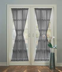 Front Door Sidelight Curtain Panels by Decorations Sidelight Window Treatments Window Treatments For