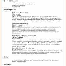 Sample Resume For Executive Assistant To Ceo Dazzling Best Resume