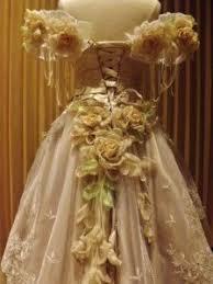 Vintage Handmade Wedding Dresses