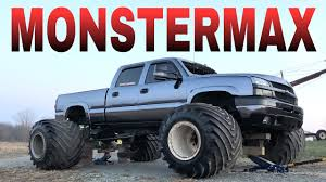 100 Wide Truck Tires Building The Worlds First DURAMAX MONSTER TRUCK 3 Foot Wide Wheels