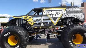 100 Monster Truck Oakland Photo Album