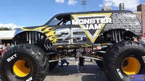 100 Monster Truck Oakland Photo Album