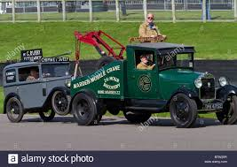 1929 Ford Model A Tow Truck With An Austin 7. 2010 Goodwood Revival ...