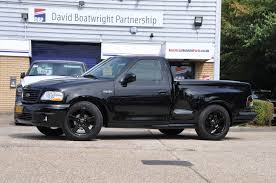 100 Lightning Truck 2004 Ford F150 SVT David Boatwright Partnership