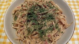 schnelles rezept echte spaghetti carbonara kurier at
