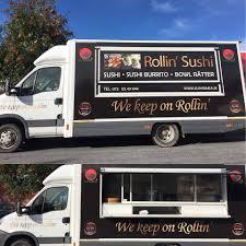 100 Sushi Truck Wasabi Rollin Added A New Wasabi Rollin