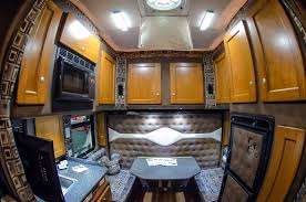 100 Truck Sleeper Cab Big Rigs Get The Comforts Of Home To Help Ers Close Driver Gap