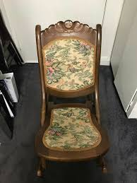 Wooden Folding Rocking Chair - Floral Threeseaso Hashtag On Twitter Bring Back The Rocking Chair Victorian Upholstered Nursing Stock Woodys Antiques Wooden In Wn3 Wigan For 4000 Sale Shpock Attractive Vintage Father Of Trust Designs The Old Boathouse Pictures Some Items I Have Listed Frenchdryingrack Hash Tags Deskgram Image Detail Unusual Antique Mission Style Art Nouveau Cabbagepatchrockinghorse Amazoncom Strombecker Wooden Doll Rocking Chair Vintage Contemporary Colored Youwannatalkjive Before