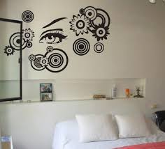 Eye Accent For Interior Decor Simple Wall Designs Texture Bedroom