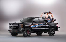 100 Work And Play Trucks General Motors On Twitter Our SEMA2014 Chevrolet Concept Trucks