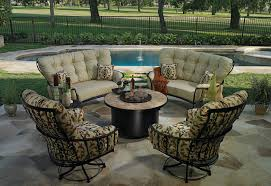 Patio Furniture Sling Replacement Houston by Exterior Interesting Smith And Hawken Patio Furniture With White