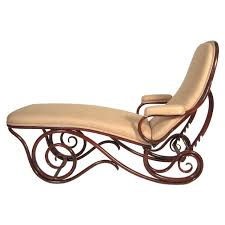chaises thonet thonet adjustable bentwood chaise longue at 1stdibs