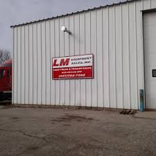 100 Lm Truck LM Equipment Sales Inc Commercial Dealership Gaylord