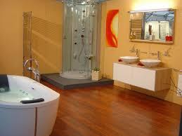 bambusparkett im bad wellness sauna bad pool whirlpool