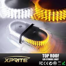 Xprite White & Amber Emergency Hazard Warning LED Mini Bar Strobe ... Safety Lights Custer Products Super Bright 54led Emergency Vehicle Strobe Amberwhite Lighting Northern Mobile Electric Led Forklift Liftow Toyota Dealer Lift Best Xprite Dual Color Amber White Warning Truck Car 240 Umbrella Light Unique For Trucks 12v Dash Flash Lamp Bar Weisiji Mini 36w 72led 2016 Gmc Sierrea Lights Wwwwickedwarningscom 2018 Freightliner M2 With 21 Century Quick Draw Enclosed Carrier Snow Plow Top