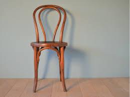 chaises thonet a vendre chaise thonet 218 bistrot vintage maison nantes