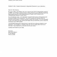 Cover Letter Sample For Job Email Luxury Sample Email For Job