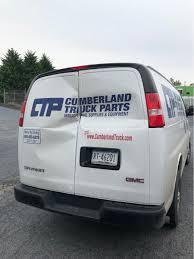 100 Cumberland Truck Equipment Gallery Painting