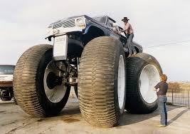 100 Biggest Trucks In The World Bigfoot Vs USA1 Birth Of Monster Truck Madness HISTORY