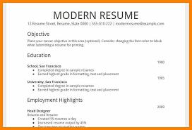 7 Free Resume Template Google Docs