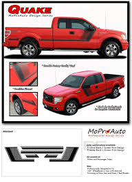 2009-2014 Ford F-150 F-Series Truck QUAKE Digital Print Stripes ... 2015 2016 2017 2018 2019 Ford F150 Stripes Lead Foot Special Is The Motor Trend Truck Of Year 52019 Torn Bed Mudslinger Style Side Vinyl Wraps Decals Saifee Signs Houston Tx Racing Frally Split Amazoncom Rosie Funny Chevy Dodge Quote Die Cut Free Shipping 2 Pc Raptor Side Stripe Graphic Sticker For Product Decal Sticker Stripe Kit For Explorer Sport Trac Rad Packages 4x4 And 2wd Trucks Lift Kits Wheels American Flag Aftershock Predator Graphics Force Two Solid Color 092014 Series