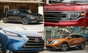 The 10 Most fortable New Cars and Crossover SUVs for Less Than