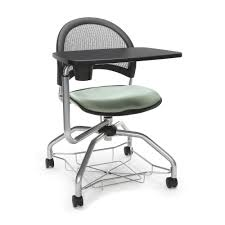 OFM Moon Foresee Series Tablet Chair With Removable Fabric Seat Cushion -  Student Desk Chair, Sage Green (339T) By OFM Ofm Moon Foresee Series Tablet Chair With Removable Plastic Seat Cushion Student Desk Black 339tp By Balt 66625 Nesting Education Solutions Mayline Thesis Flex Back Arms Qty 2 Strive Wallsaver Upholstered Loop Stack Folding Gunesting Casters Traing Classroom Chairs Carton Of Staticback Mulgeneration Knoll Stacking Base Ergonomic Side Remploy En10 Skid Pretty Office Zen Supplier Line