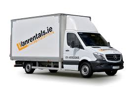 100 Truck For Hire Tail Lift Tail Lift Dublin Van Rentals IE