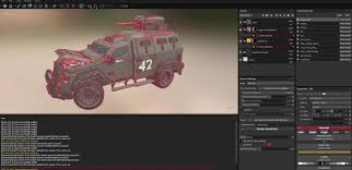 100 Turret Truck Making For Uncharted 4
