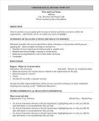 Job Resume Pdf