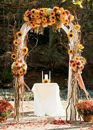 Innovative Wedding Ideas For Fall Decorations Weddings Pumpkin