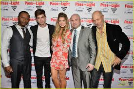 Cameron Palatas Premieres Pass the Light in Hollywood