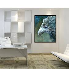 Simple Abstract Art Ideas Living Room Big Canvas Painting Wall For Bedroom White Easy