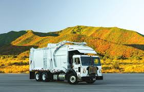 100 Mcneilus Truck And Manufacturing McNeilus ManualAutomated Side Loader Specifications Sheet