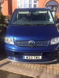 VW T5 Day Van Conversion