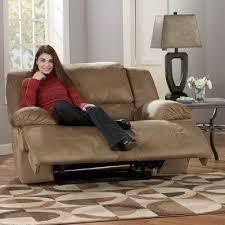 Ashley Furniture Hogan Reclining Sofa by Hogan Mocha 0 Wall Recliner W Wide Seat Signature Design By