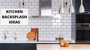 Modern Tile Backsplash Ideas For Kitchen 20 Modern Kitchen Backsplash Ideas 2020 Tiles Marble Glass Designs