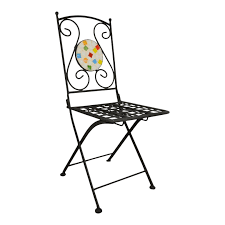 Single Wrought Iron Mosaic Tile Folding Garden Dining Outdoor Chair  Whimsical 65 Best Front Yard And Backyard Landscaping Ideas Designs Lets Do Whimsical Outdoor Ding Making It Lovely A Romantic Garden Wedding Every Last Detail Stevenson Manor Upholstered Side Chair With Turned Legs By Standard Fniture At Household Club Pair Vintage Rebar Custom Painted Vegetable Back Bistro Chairs 25 Patio To Buy Right Now Carate Batik Lagoon Rounded Corners Cushion Blue 6 Montage Antiques Display Of Counter Stool Jugglingelephants